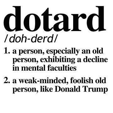 Dotard by partyfarty