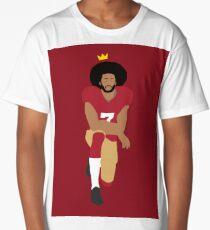 Kaepernick: Take The Knee Long T-Shirt