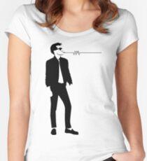 Artctic Monkeys Women's Fitted Scoop T-Shirt