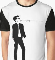 Artctic Monkeys Graphic T-Shirt