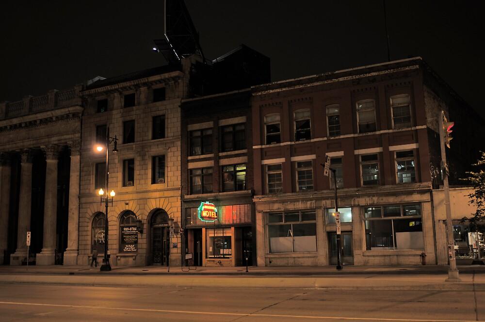Main Street by Geoffrey