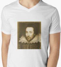 William Shakespeare's Portrait T-Shirt