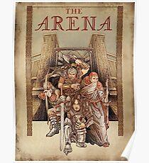 The Arena Oblivion Poster
