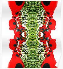 Inner world of poppies 2 Poster