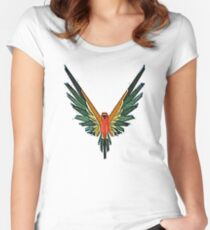 maverick Women's Fitted Scoop T-Shirt
