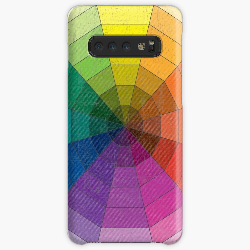 Color Wheel Samsung Galaxy Snap Case