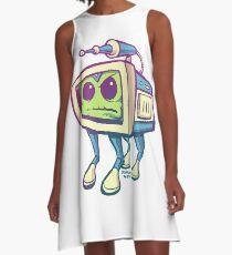 Pet-Bot  A-Line Dress