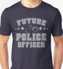 Future Police Officer | Policeman | Law Enforcement T-Shirt