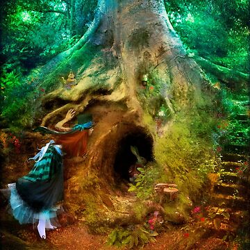 Down the Rabbit Hole by Foxfires