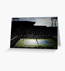 Louis Amstrong Stadium Greeting Card