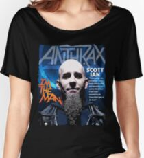 Scott Ian Anthrax - Quotes Women's Relaxed Fit T-Shirt