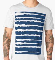 Cats - blue Men's Premium T-Shirt