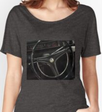 1969 Plymouth Road Runner A12 Dash Women's Relaxed Fit T-Shirt