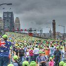 75th Anniversary of the Sydney Harbour Bridge by Michael Matthews