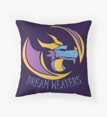 Dream Weavers Throw Pillow