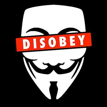 Disobey Censorship by mutinyaudio