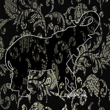 Black Olive by artbyamw
