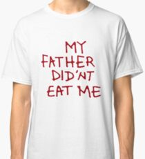 "Rick and Morty // ""My Father Didn't Eat Me"" Cosplay Shirt S03E09 Classic T-Shirt"