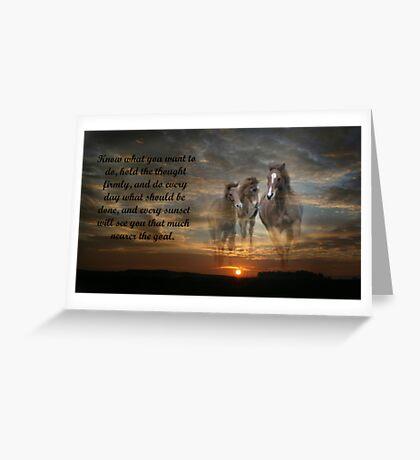 Sunny Dreams Greeting Card