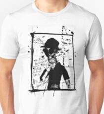 Hunter S. Thompson: Amerika Trockenfäule Slim Fit T-Shirt