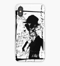Hunter S. Thompson: America Dry Rot iPhone Case