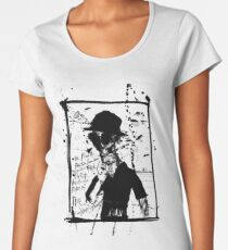 Hunter S. Thompson: America Dry Rot Women's Premium T-Shirt