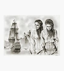 The Revenge of The Mist Photographic Print
