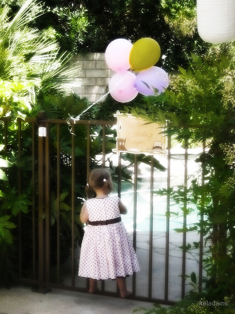Polka Dot Dress by keladams