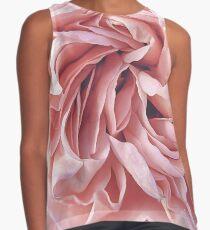 Pink Rose Sleeveless Top