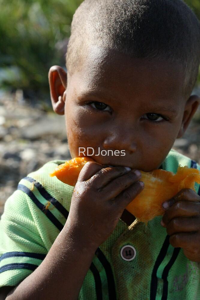 Dominican Fruit by RDJones