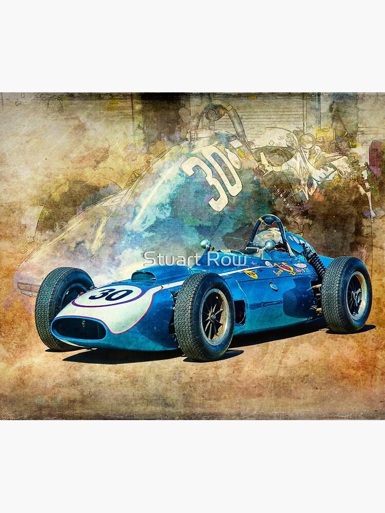 1960 Scarab F1 Car by StuartRow