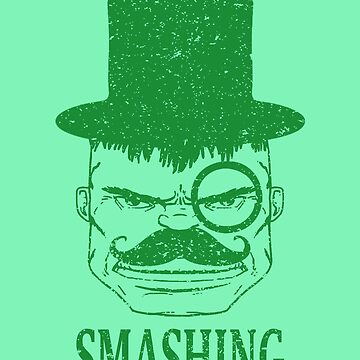 Smashing by cheezetoast