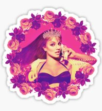 britney pop princess t shirt Sticker