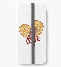 Bacon Love iPhone Wallet/Case/Skin