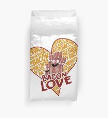 Bacon Love Duvet Cover
