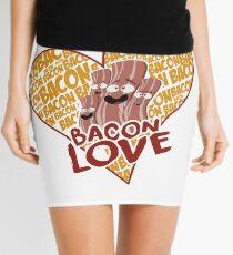 Bacon Love Mini Skirt