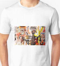 Jean-Michel Basquiat - Philistines 1982 T-Shirt