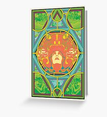 Psychedelia Dreamin' Greeting Card