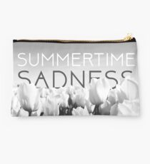 Summertime Sadness  Studio Pouch