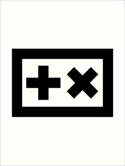 Martin Garrix Logo Art Prints By Virtusdesign