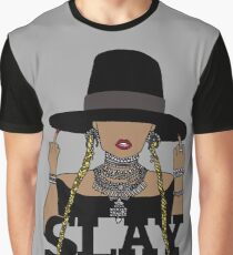SLAY (Transparent BG) Graphic T-Shirt