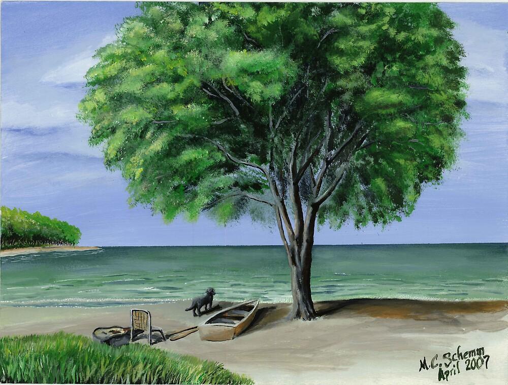 carribean solitude by mcschemm