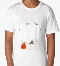 This is my Scary Principal Costume Halloween Funny Long T-Shirt