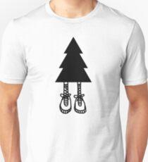 Tree feet - one T-Shirt