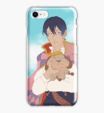 Haru's moving castle iPhone Case/Skin