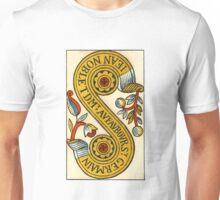 Two Of Coins Tarot Card Unisex T-Shirt