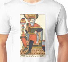 King Of Cups Tarot Card Unisex T-Shirt