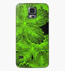 NIGHT FLOWERS Case/Skin for Samsung Galaxy