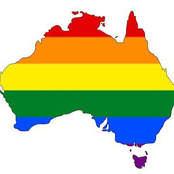 LGBTQIA Australia by ETaus