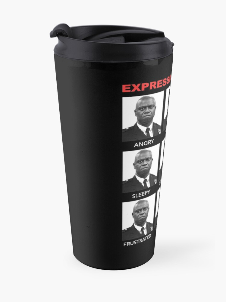 Alternate view of Expressions of Holt Travel Mug